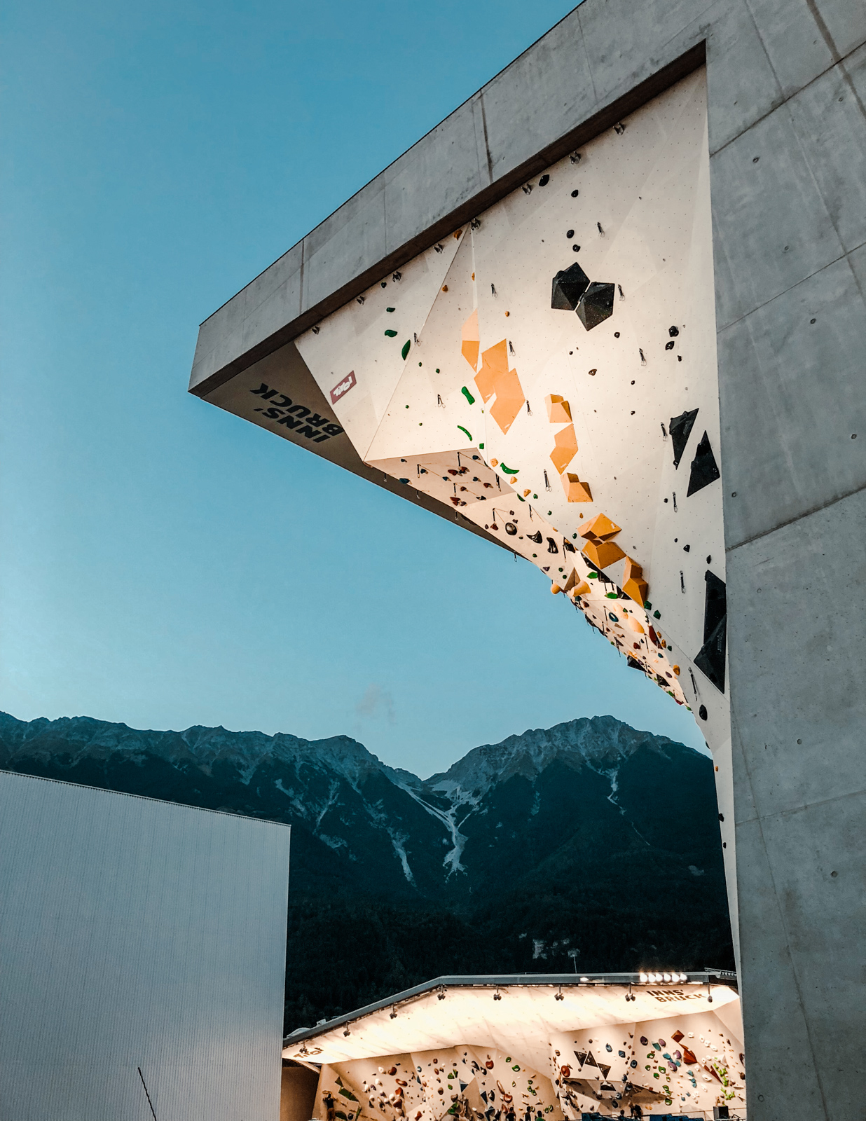Innsbruck-Kletterzentrum