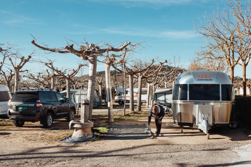 Siurana_camping
